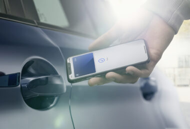 BMW nyní odemknete iPhonem