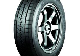Nová pneumatika pro celoroční provoz vozů LCV ulehčí život podnikatelům