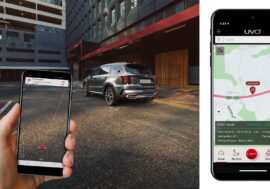 Nový telematický systém Kia vás navede i při pěší chůzi