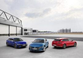 Nový Volkswagen Arteon dorazil do prodeje ve všech variantách