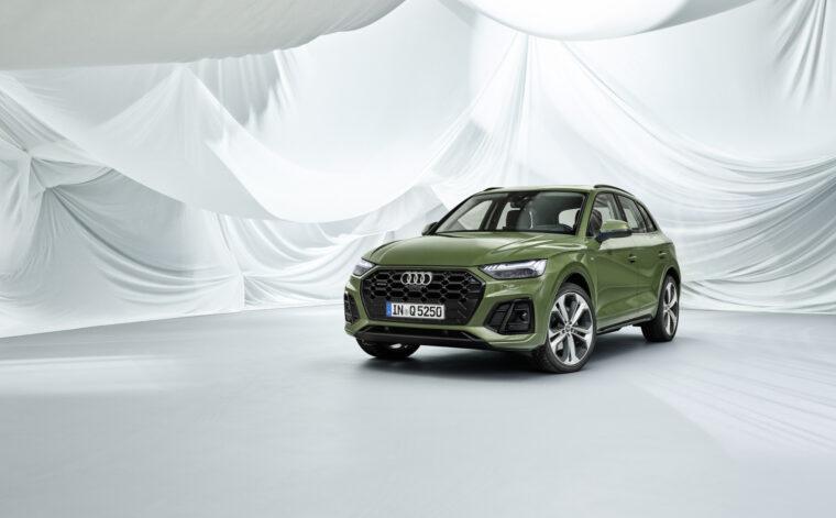 Audi Q5 dorazí na podzim v novém kabátku a vytříbenou technikou