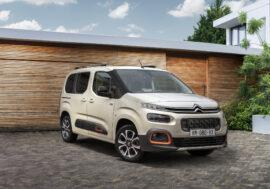 Citroën Berlingo nyní pořídíte s osmiletou zárukou