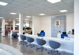 Suzuki rozšiřuje servisní nabídku