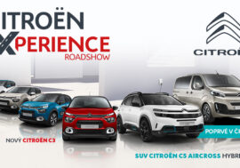 Citroën Experience Roadshow startuje 3. září