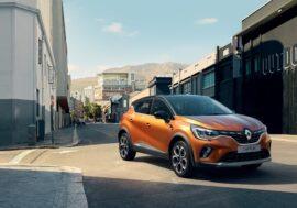 Renault Captur s LPG pohonem vyhoví spořivým zájemcům