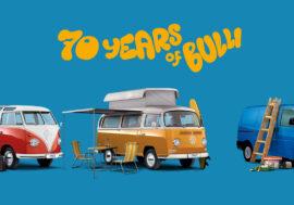 Modelová řada Transporter slaví 70 let výraznými slevami