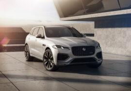 Jaguar F-Pace se dočkal modernizace, změny vedou napříč celým vozem