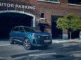 Peugeot 5008 dostal sebevědomý vzhled a systém nočního vidění