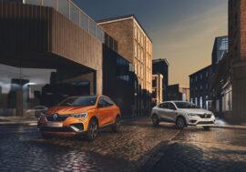 Renault přináší do Evropy první kupé SUV