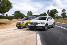 Získejte šest dárků k novým Suzuki Vitara a S-Cross