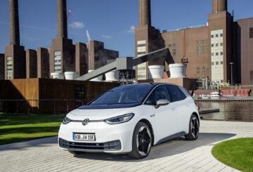 Volkswagen ID.3 získal plný počet hvězd v testech bezpečnosti