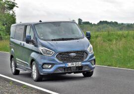 TEST: Ford Tourneo Custom
