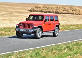 TEST: Jeep Wrangler