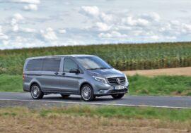 TEST: Mercedes-Benz Vito