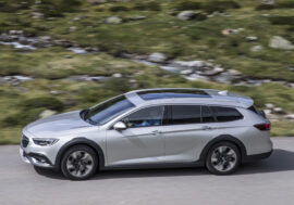 TEST: Opel Insignia Country Tourer
