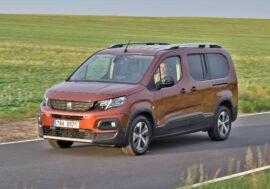 TEST: Peugeot Rifter