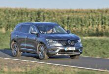 TEST: Renault Koleos