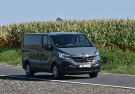 TEST: Renault Trafic