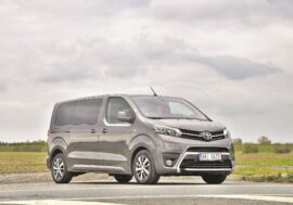 TEST: Toyota Proace 2.0 D-4D