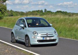 TEST: Fiat 500 mHEV