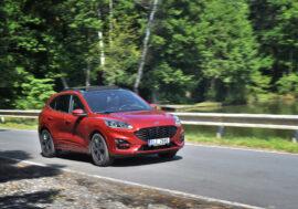 TEST: Ford Kuga 2.5 Duratec PHEV