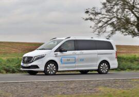 TEST: Mercedes-Benz EQV