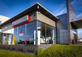Mitsubishi otevřelo nové pražské zastoupení