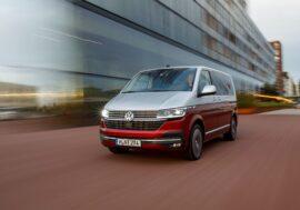 Emise nových motorů pro užitkové vozy Volkswagen klesly o 50 %