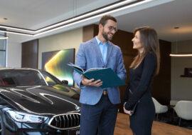 Speciální nabídky financování vozů BMW a MINI