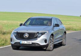 TEST: Mercedes-Benz EQC 400 4Matic