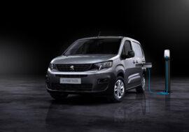 Peugeot e-Partner uzavírá kompletní nabídku elektrických dodávek