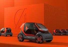 Renault vytvořil novou značku pro podporu služeb a elektromobility