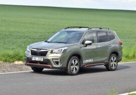 TEST: Subaru Forester e-Boxer