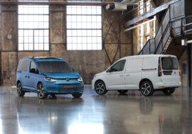 Volkswagen Caddy láká při vstupu na trh láká akčními cenami