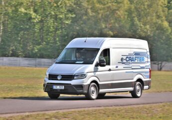 TEST: Volkswagen e-Crafter