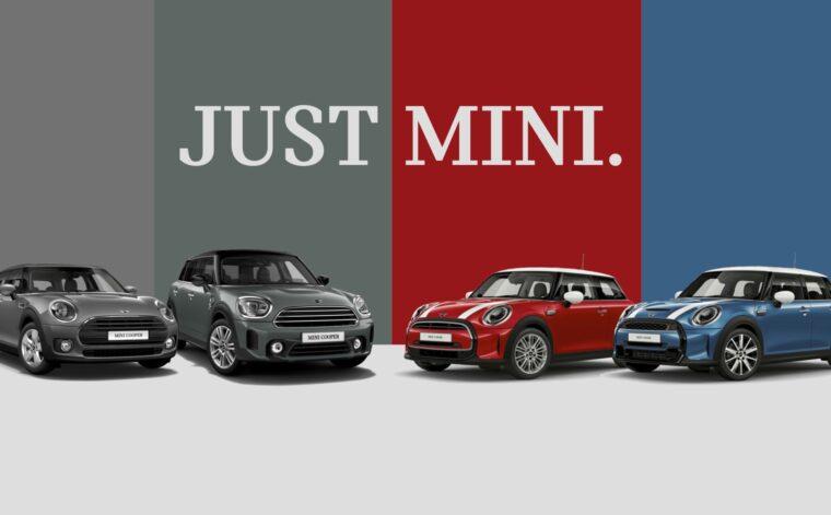 Pořiďte si nové modely MINI již od 6599 Kč bez DPH měsíčně.