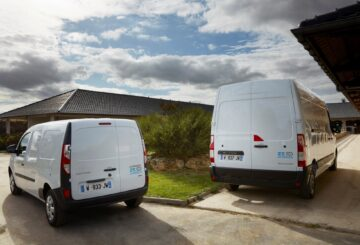 Renault experimentuje s vodíkovými dodávkami