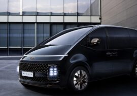 Futuristické MPV Hyundai uveze až 11 osob