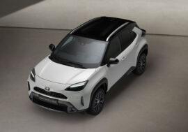 Toyota Yaris Cross se nebojí terénu, nabídne i luxusní verzi