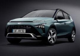Nové nejmenší SUV Hyundai překvapí vnitřním prostorem