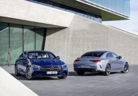 Individuální program Mercedes-Benz CLS splní vaše sny