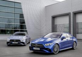Mercedes-Benz posiluje prodeje a láme rekordy