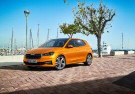 Nová Škoda Fabia opět narostla, má delší rozvor než jedničková Octavia