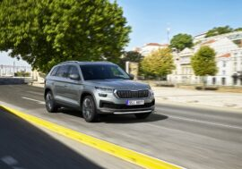Škoda Kodiaq se po čtyřech letech dočkala faceliftu