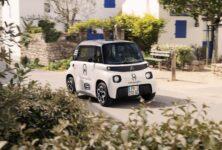 Citroën Ami Cargo – vyčnívejte z davu při každodenní rozvážce