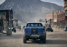 Limitovaná edice Rangeru Raptor pro několik vyvolených zavítá i na filmová plátna
