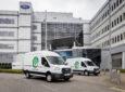 Ford nechává své klienty testovat elektrický Transit