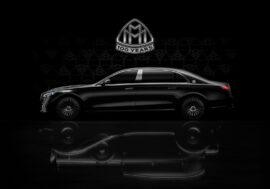 Mercedes-Maybach slaví 100 let uvedením na trh nové limuzíny