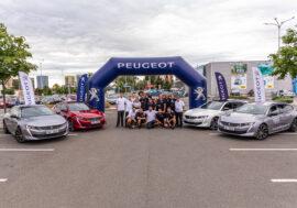 Oblíbená roadshow Peugeot Emotion Day opět pokračuje