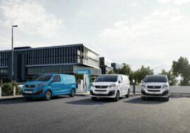 Peugeot Expert rozšiřuje nabídku o vodíkový pohon